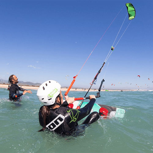 How to choose the best kitesurf school