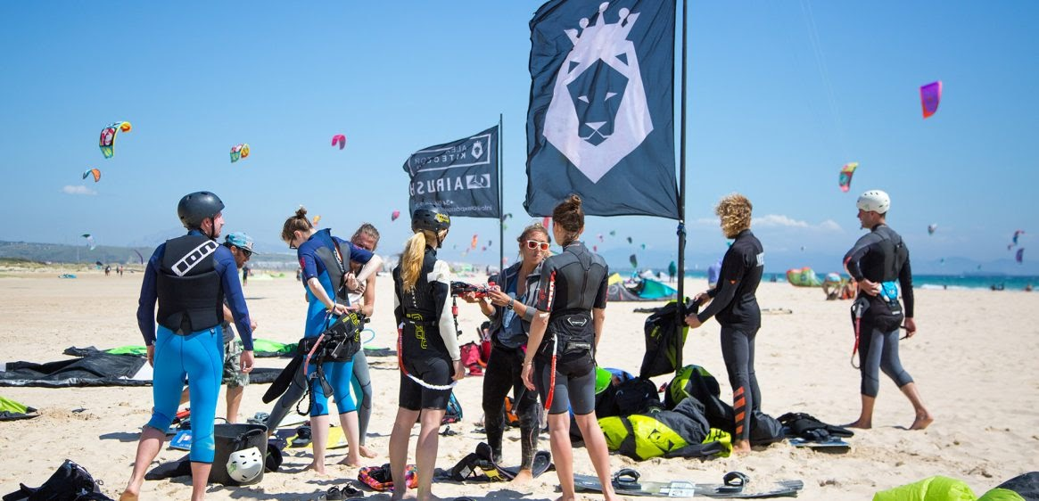 Kitesurfing in Tarifa Guide
